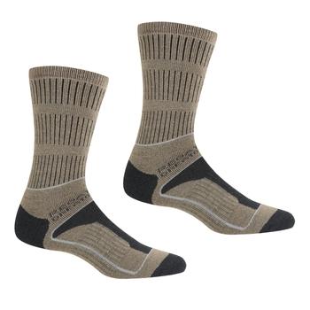 Women's Samaris 3 Season Socks Moccasin Briar