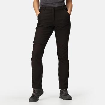 Damskie spodnie Fenton czarne