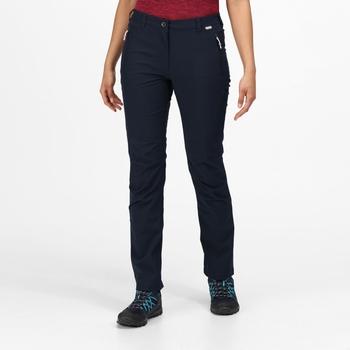 Damskie spodnie Dayhike III granatowe
