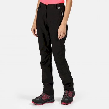 Women's Dayhike III Waterproof Walking Pants Black