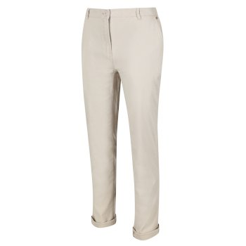 Women's Querina Coolweave Chinos Warm Beige