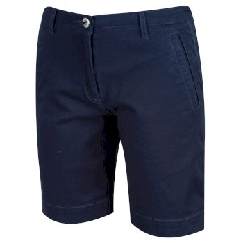 Women's Solita Coolweave Shorts Navy