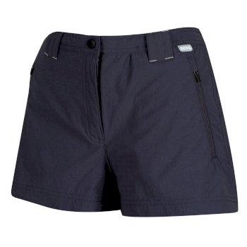 Women's Highton Walking Shorts Seal Grey