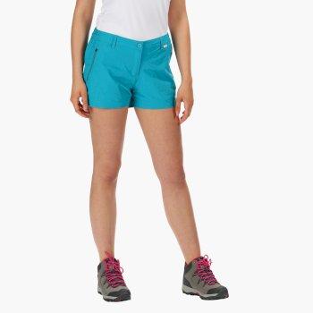 Women's Highton Walking Shorts Enamel