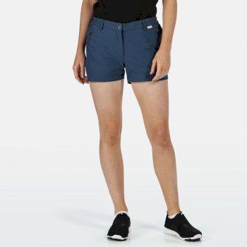 Women's Highton Walking Shorts Dark Denim