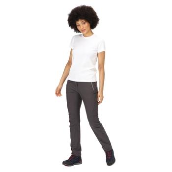 Women's Highton Stretch Walking Trousers Seal Grey Marl
