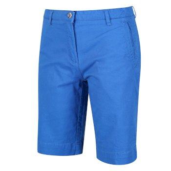 Women's Solita II Chino Shorts Strong Blue