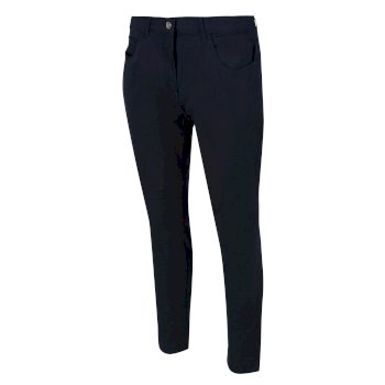 Women's Gabrina Mid Skinny Denim Jeans Navy
