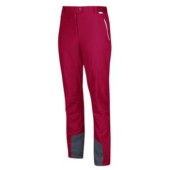 Women's Mountain III Walking Trousers Dark Cerise