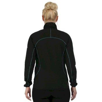 Abney II Softshell Jacket Black
