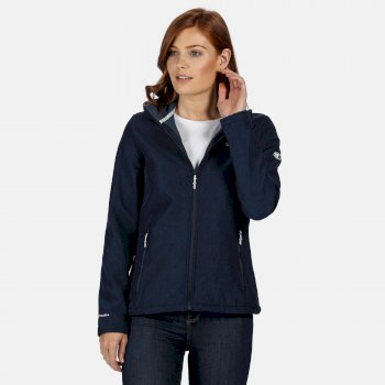 Women's Connie IV Softshell Walking Jacket Navy