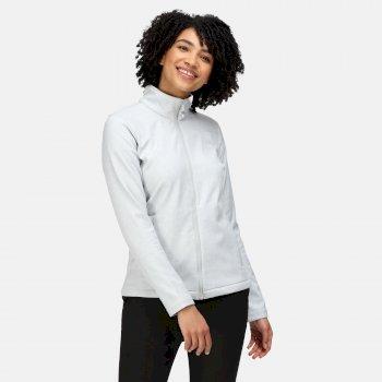 Women's Connie V Softshell Walking Jacket Cyberspace Marl