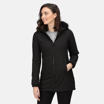 Women's Sunaree Softshell Jacket Black
