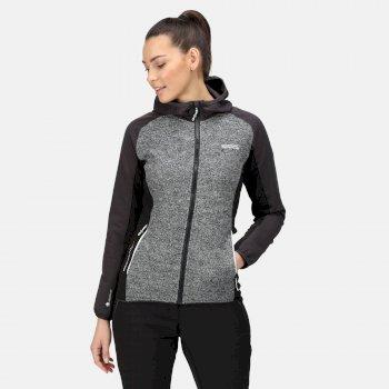 Women's Garn II Softshell Jacket Ash Black