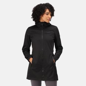 Women's Alerie II Softshell Jacket Black