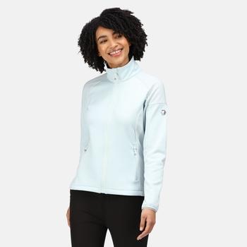 Women's Kassy Softshell Jacket Ice Blue