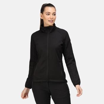 Women's Kassy Softshell Jacket Black