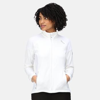 Women's Kassy Softshell Jacket White