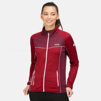 Women's Yare IV Softshell Jacket Beetroot Fig