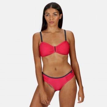Women's Aceana Bikini Briefs Virtual Pink