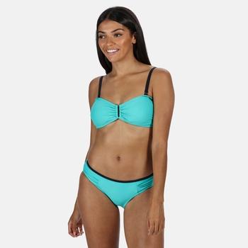 Women's Aceana Bikini Briefs Ceramic Blue