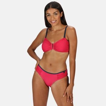 Women's Aceana III Bikini Top Virtual Pink