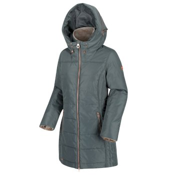 Women's Pernella Insulated Jacket Balsam Green