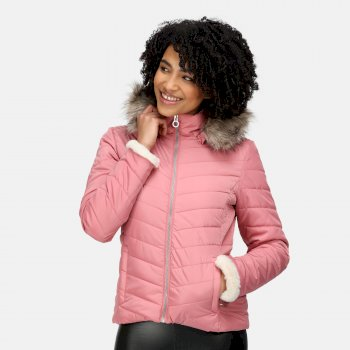 Women's Winslow Insulated Quilted Jacket Dusty Rose
