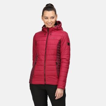 Women's Voltera Loft II Insulated Heated Jacket  Beetroot Fig