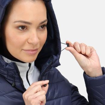 Women's Voltera Loft II Insulated Heated Jacket  Navy