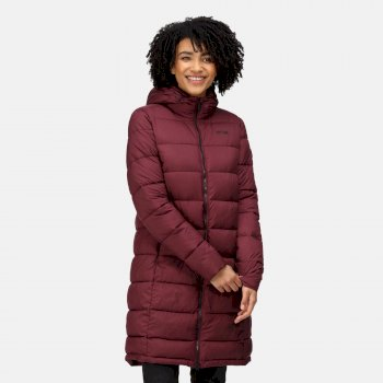 Women's Pandia Insulated Parka Jacket Fig