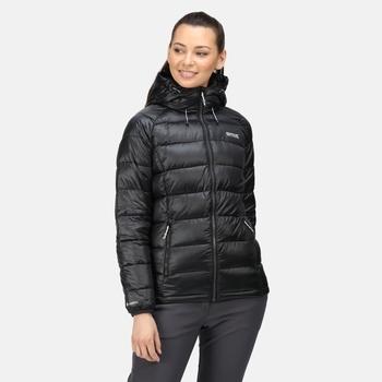 Damska kurtka zimowa Toploft czarna