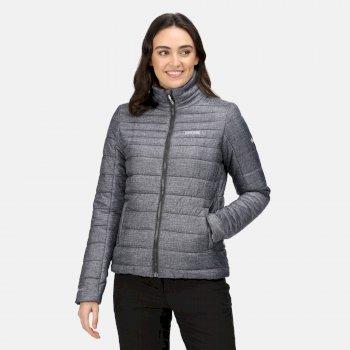 Women's Freezeway III Insulated Quilted Jacket Ash Marl