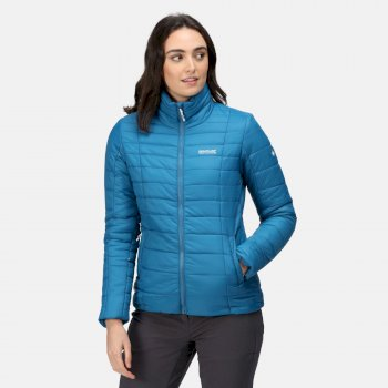 Women's Freezeway III Insulated Quilted Jacket Blue Sapphire