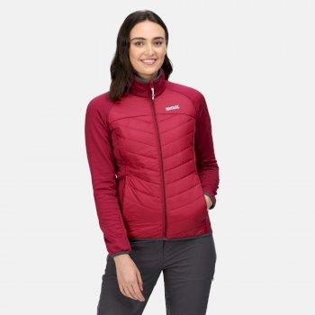 Women's Clumber II Hybrid Insulated Jacket Beetroot