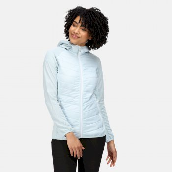 Women's Andreson VI Hybrid Insulated Quilted Jacket Ice Blue