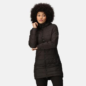 Women's Starler Insulated Padded Jacket Black