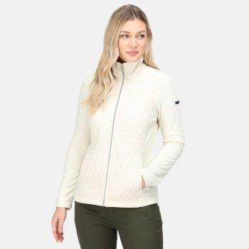 Women's Charlene Insulated Quilted Jacket Light Vanilla