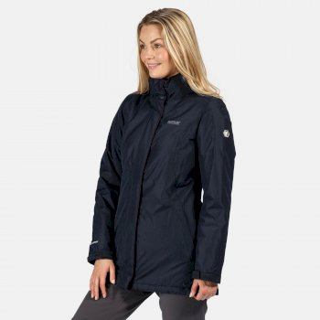 Women's Blanchet II Waterproof Insulated Jacket Navy