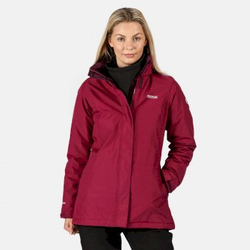Women's Blanchet II Waterproof Insulated Jacket Purple Potion