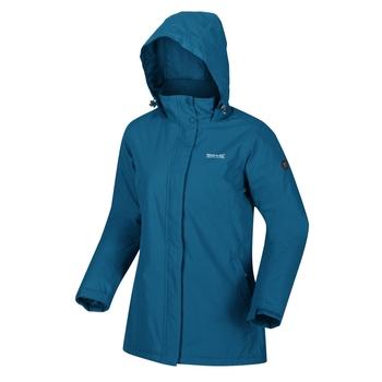 Women's Blanchet II Waterproof Insulated Jacket Blue Sapphire