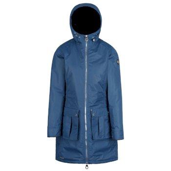 Women's Romina Waterproof Insulated Jacket Majolica Blue