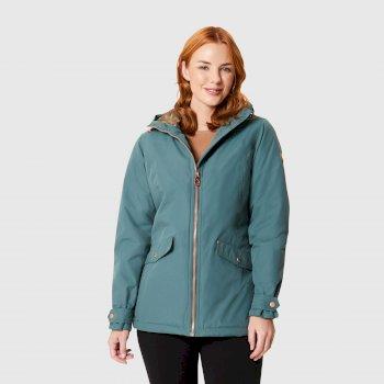 Bergonia Waterproof Insulated Jacket Balsam Green
