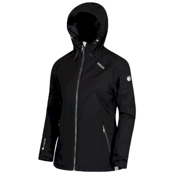 5be9fab2541 Corvelle Waterproof Insulated Jacket Black