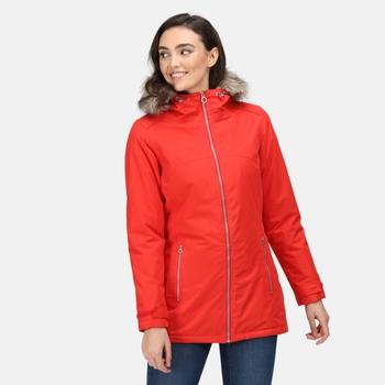 Women's Myla Waterproof Insulated Jacket Molten