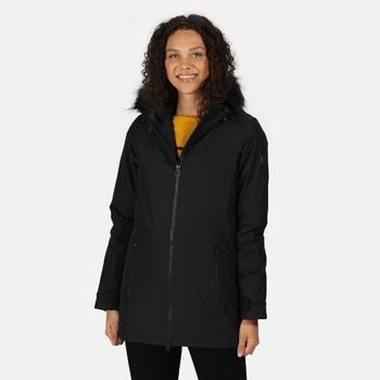 Women's Myla Waterproof Insulated Jacket Black