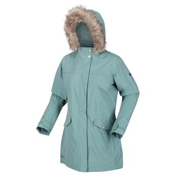 Women's Serleena II Waterproof Insulated Parka Jacket Ivy Moss