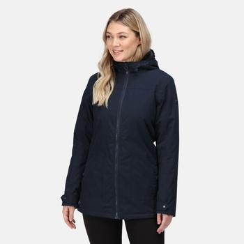 Women's Bergonia II Waterproof Insulated Jacket Navy