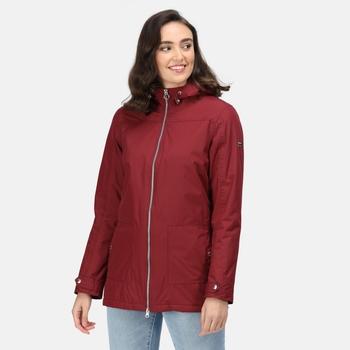 Women's Bergonia II Waterproof Insulated Jacket Claret