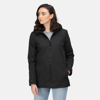 Women's Bergonia II Waterproof Insulated Jacket Black